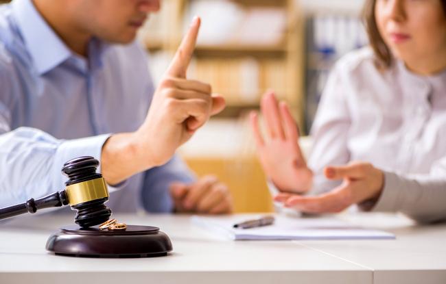 Развод не основание для лишения сособственника права пользования общим имуществом