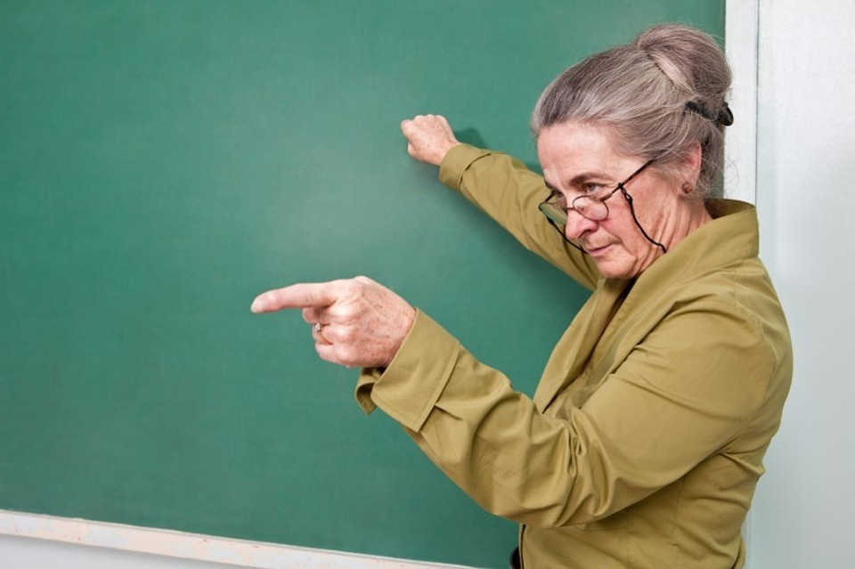 Все нуждаются в защите, учителя не исключение!