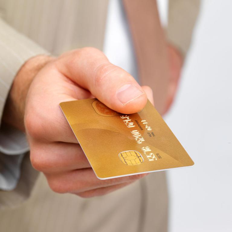 Кредитная карта для БАНКА ценой в 90 000 рублей!