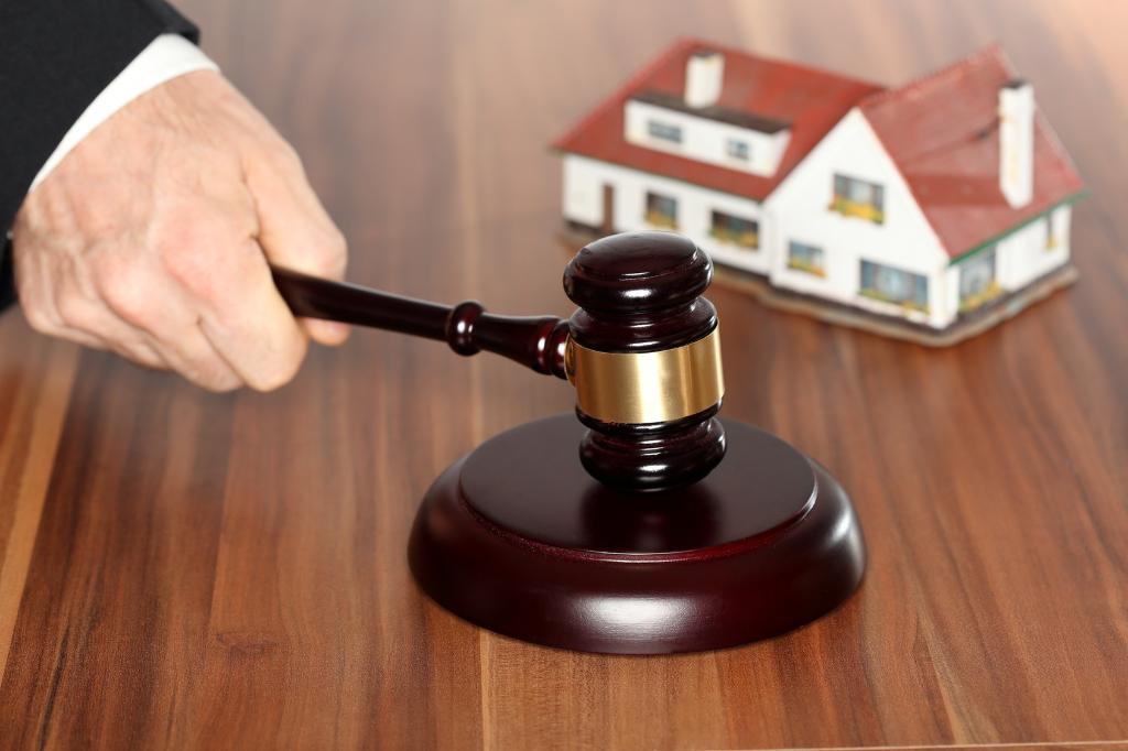 жилищная юридическая помощь