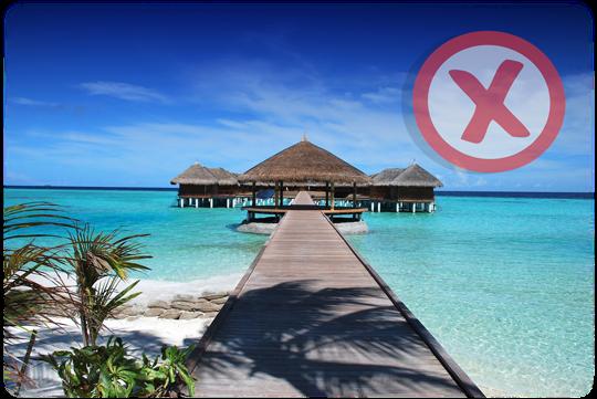 Отказ от договора туристического обслуживания.