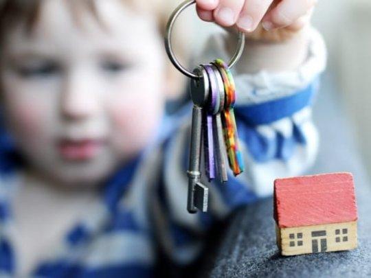 Даешь жилье детям-сиротам и детям, оставшимся без попечения родителей!