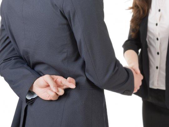 Недобросовестные юристы ответили за обманутые ожидания клиента