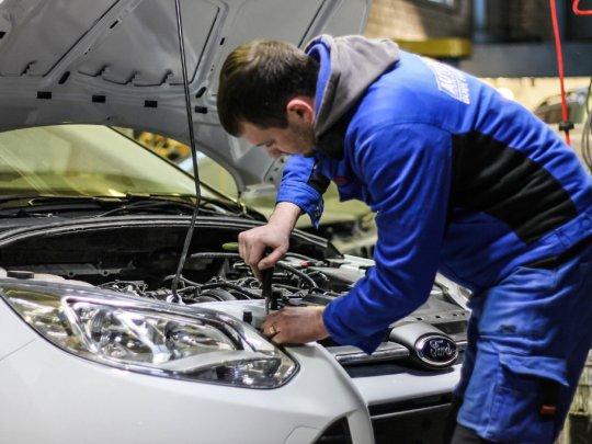 Долгий ремонт автомобиля