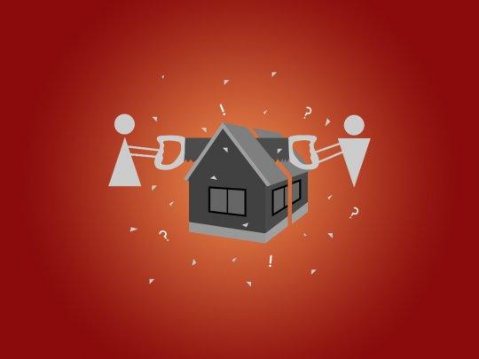 Попытка «рейдерского захвата» недвижимости или еще раз про режим общей совместной собственности при проживании без регистрации брака