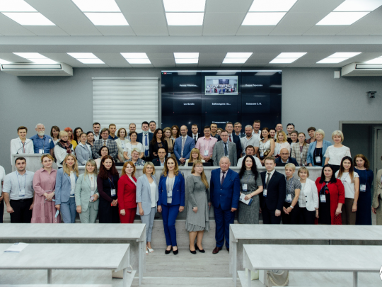 ЕЦЗ в центре научной юридической жизни России!