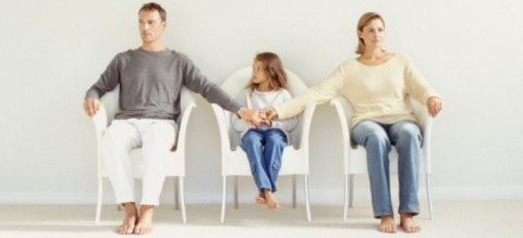 Определение порядка общения отца с ребенком